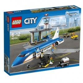 Letiště - terminál pro pasažéry
