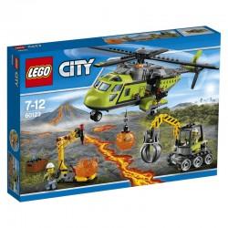 Sopečná zásobovací helikoptéra