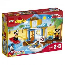 Mickey a jeho kamarádi v domku