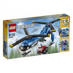 Vrtulník se dvěma vrtulemi