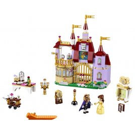 Bella a kouzelný hrad