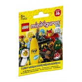 Minifigurky 16. série