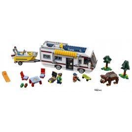 Prázdninový karavan