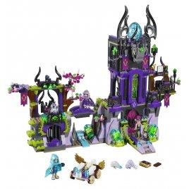 Ragana a kouzelný temný hrad