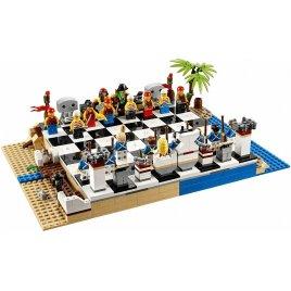 Chess Set - pirátské šachy