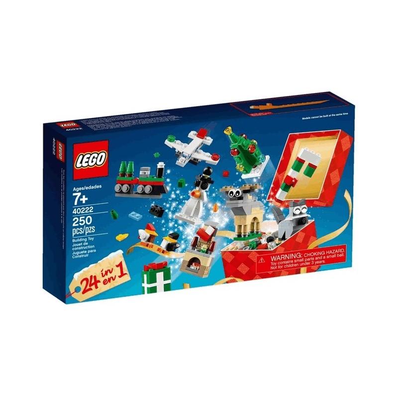 Vánoční stavění 24 v 1 2016