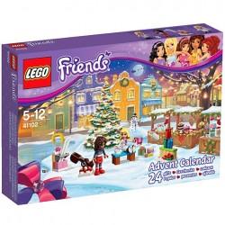 Adventní kalendář LEGO Friends