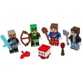 LEGO® Minecraft™ Sada vzhledů 1