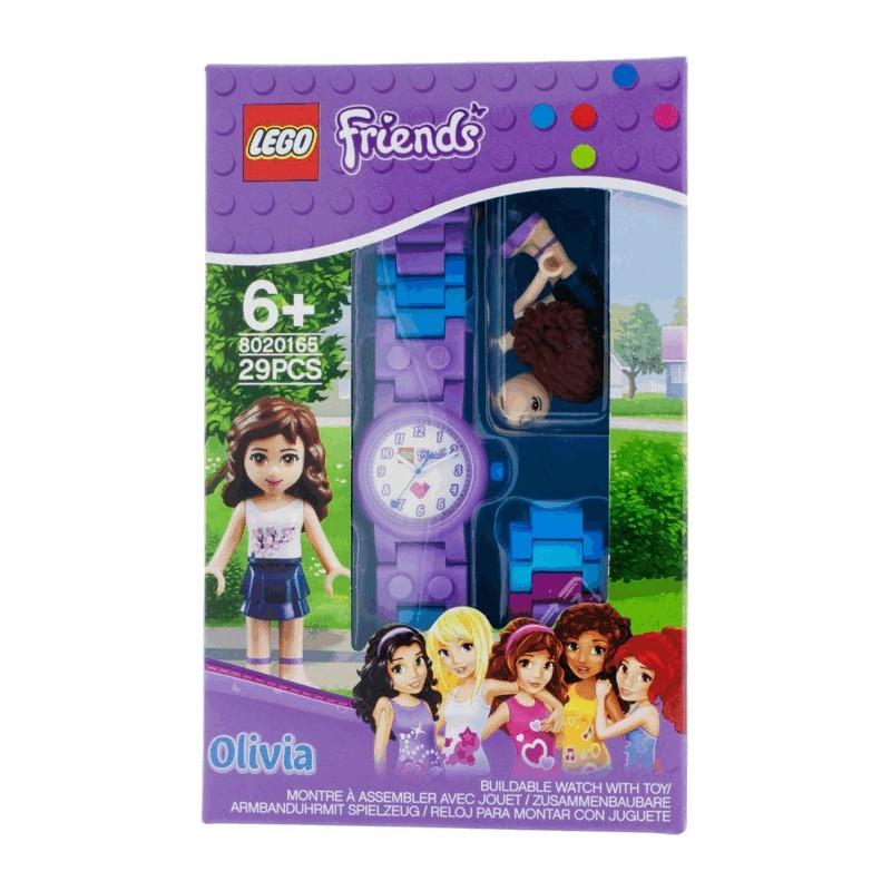 LEGO® Friends hodinky s Olivií a minifigurkou