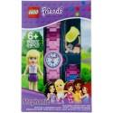 LEGO® Friends Hodinky Stephanie s minipanenkou