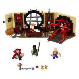 Dům Sanctum Sanctorum doktora Strange