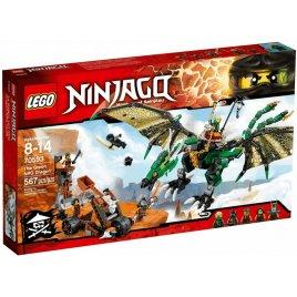 Zelený drak NRG