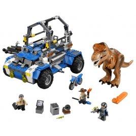 Stopování T-Rexe