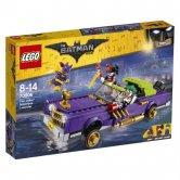 Joker a jeho vůz Notorious Lowrider