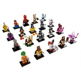 Minifigurky LEGO® BATMAN FILM