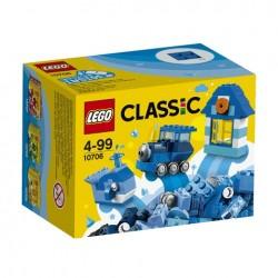 Modrý kreativní box