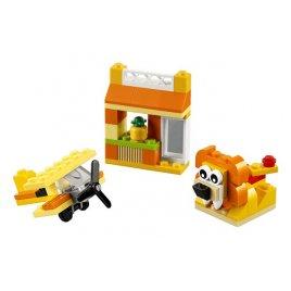 Oranžový kreativní box