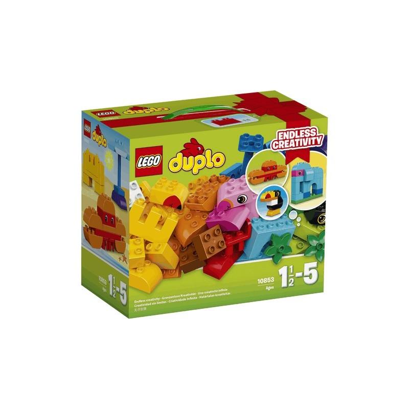LEGO® DUPLO® Kreativní box pro stavitele