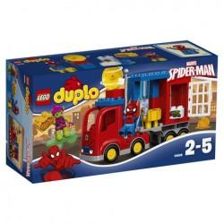 Spidermanovo dobrodružství s pavoučím náklaďákem
