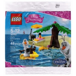 Olafs Summertime Fun (polybag)