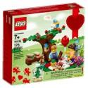 LEGO® Romantický valentýnský piknik