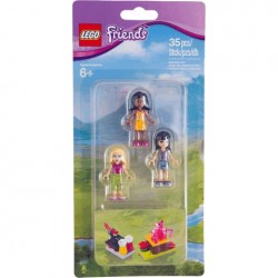 LEGO® Friends Tábornická sada s minifigurkami panenek