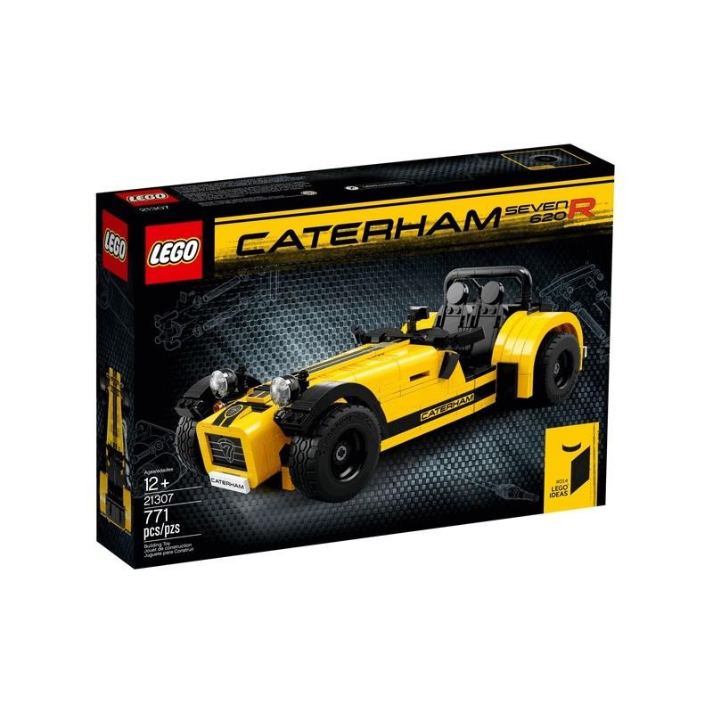 Vůz Caterham Seven 620R