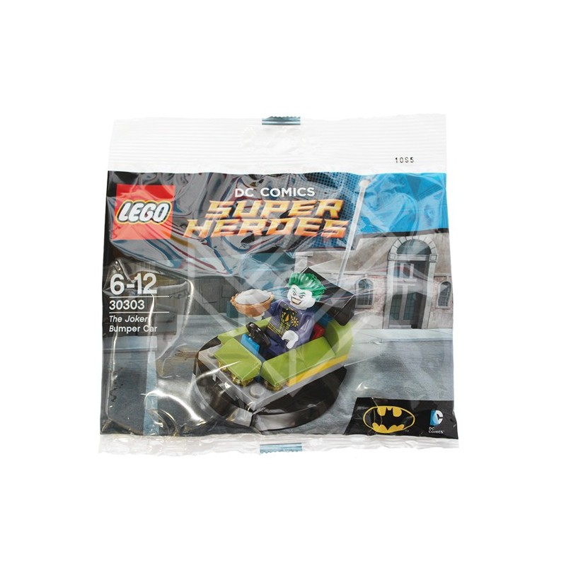 The Joker Bumper Car (polybag)