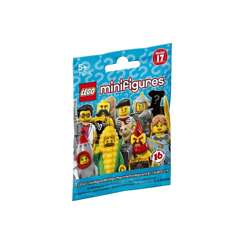 Minifigurky: 17. série