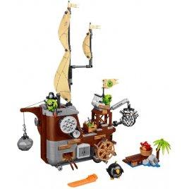Piggyho pirátska loď