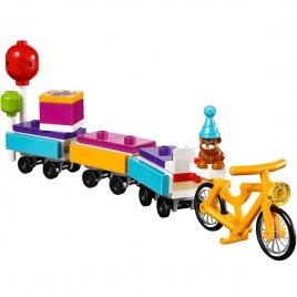 Vlak na oslavy