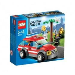 Auto velitele hasičů