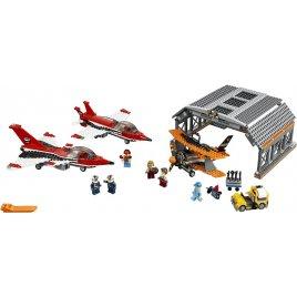 Letiště - letecká show