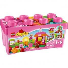 Růžový box plný zábavy