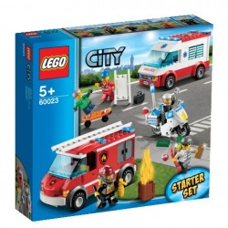 Startovací sada LEGO® City