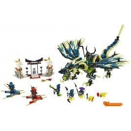 Útok draka Moro