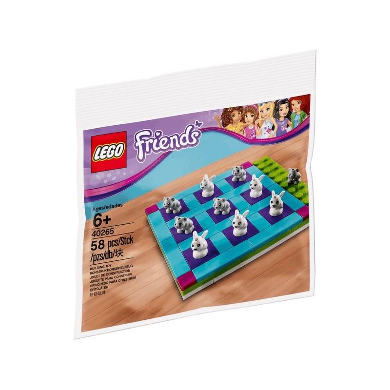 LEGO® Friends Piškvorky (polybag)