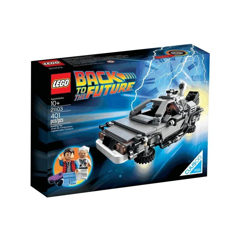 Stroj času DeLorean