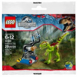 Gallimimus Trap (polybag)