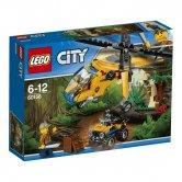 Nákladní helikoptéra do džungle