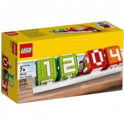 Klasický kalendář z kostek LEGO®