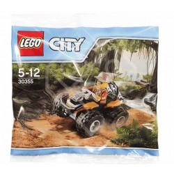 Džungle - terénní vozidlo (polybag)