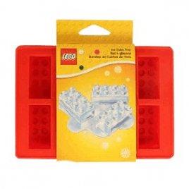 LEGO Červená forma na ledové kostky