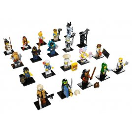 Minifigurky THE LEGO® NINJAGO® MOVIE™