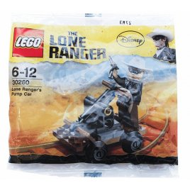 Lone Rangers Pump Car (polybag)