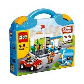LEGO® Modrý kufřík