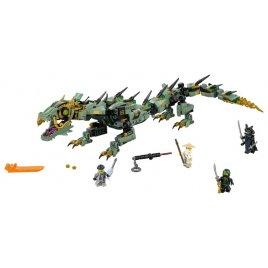 Robotický drak Zeleného nindži