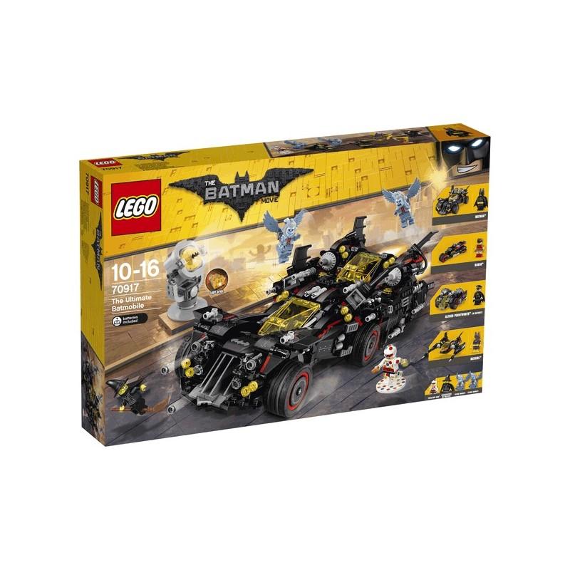Úžasný Batmobil