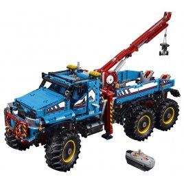 Terénní odtahový vůz 6x6