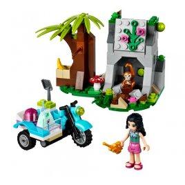 Motorka do džungle - první pomoc